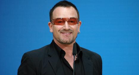 Bono praises Renzi's leadership in letter