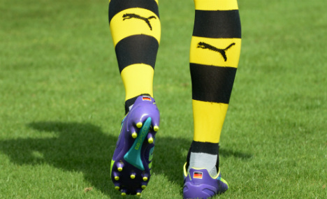 BVB seeks cash to match Bayern