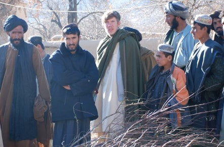 Tribes, ties and a movie: A German's Afghan life