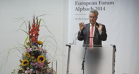 Fischer criticizes Israel over Gaza