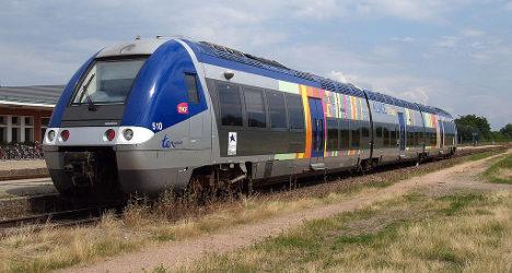 Train kills Frenchman sleeping on rail tracks