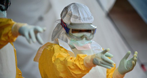 Patient tests negative in Spain Ebola scare