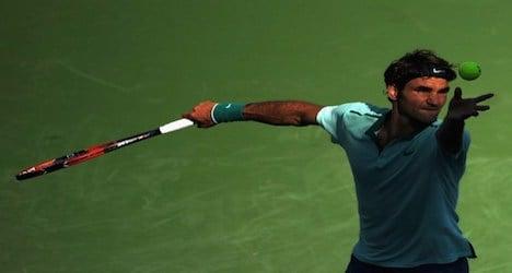 Federer wins milestone 300th Masters match