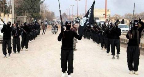Nine jihadists placed into remand