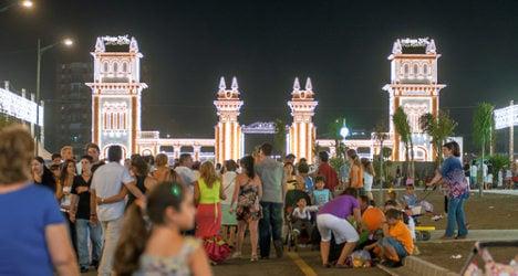 Judge shelves Malaga fairground rape case