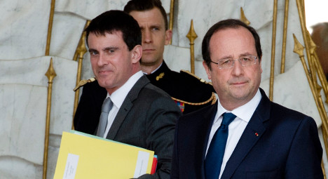 French lose faith as ministers return to work