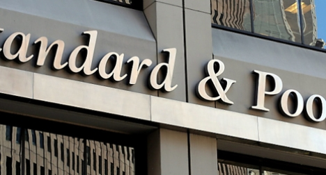 S&P's downgrades three Austrian banks