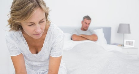 Wives suffer 'Retired Husband Syndrome'