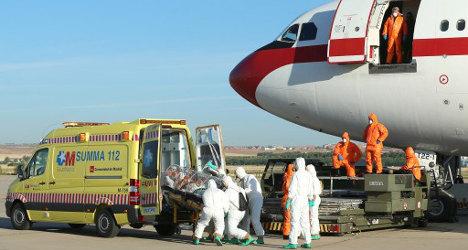 Madrid: Spanish priest with Ebola dies