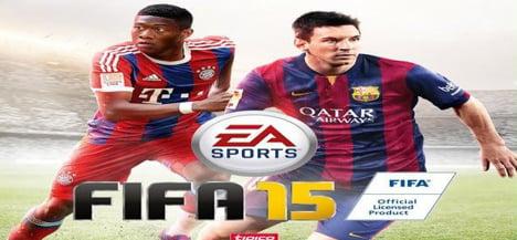 Alaba is FIFA 15's Austrian cover star