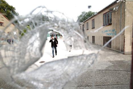 Jewish school vandalised in Copenhagen