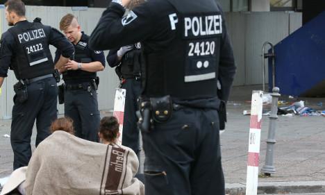 Man arrested over Alexanderplatz killing