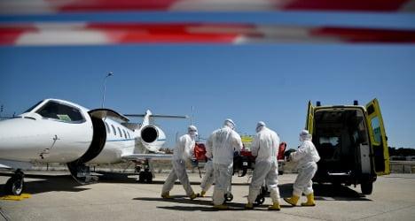 Barcelona: Man cleared in latest Ebola scare