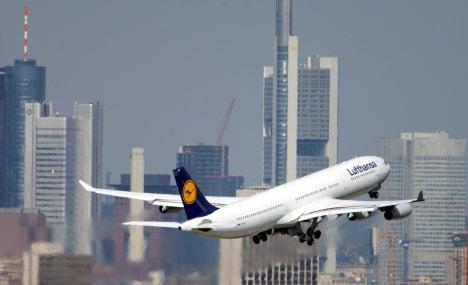 Lufthansa suspends flights to Kurdish Iraq