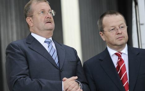 Former Porsche execs to stand trial over VW bid