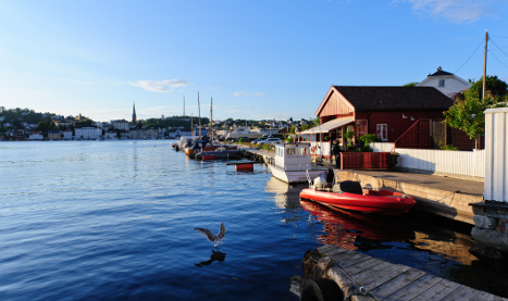 Arendal becomes first town to ban begging