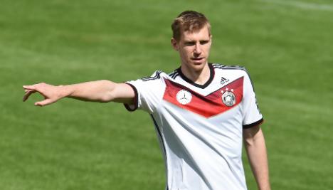Mertesacker hangs up Germany boots