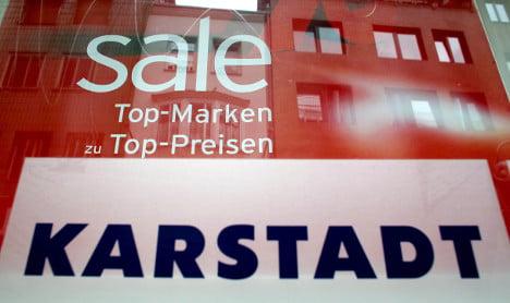 Ailing Karstadt chain sold for €1 (again)