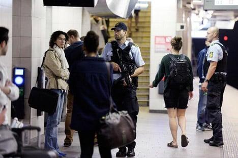 BREAKING: CPH Police look for 'suspicious' man