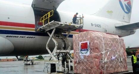 Panel OKs Ebola drug as death toll tops 1,000