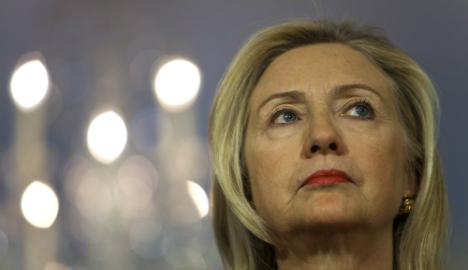 German secret service 'spied on Clinton': report