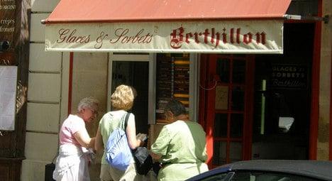 Paris: 'Godfather' of Berthillon ice cream dies