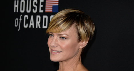 Netflix to film French 'House of Cards'
