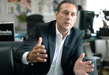 Right-wing FPÖ tops Austrian election poll