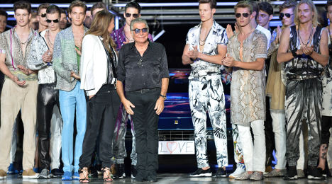 Sanctioned Russian bank in talks to buy Cavalli