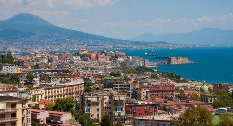'Naples is less dangerous than London'