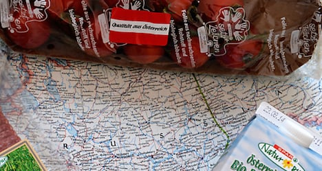 Russian import ban has cost Austria millions