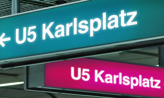 Construction begins on Vienna's U5 subway line