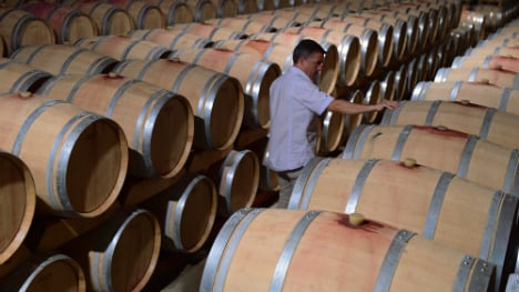 French wine producers in belated science embrace