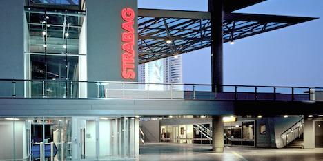 Strabag takes stake in Marriott Grand Hotel