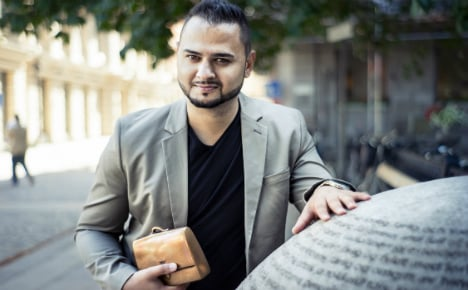 Roma advocate scoops Wallenberg prize