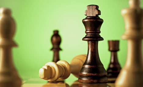 Chess player dies during Olympics match