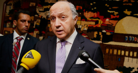 France calls on EU to arm Iraqi Kurds