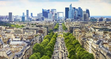 Future of Paris 'not promising', study says