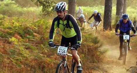 Austrian mountain biker killed in Switzerland