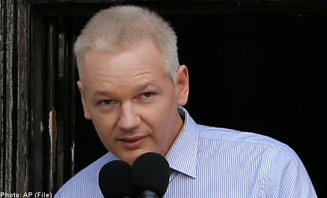 Assange: 'I'll leave the Ecuador embassy soon'