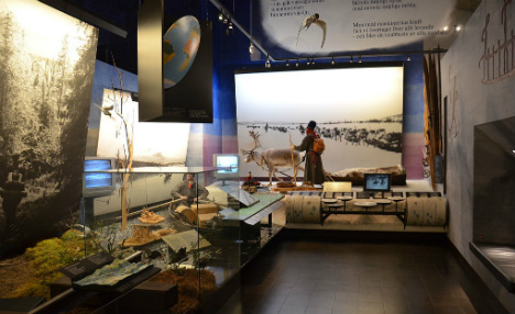 Sami museum hit in suspected tear gas attack