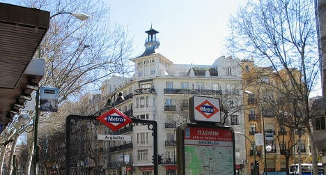 Madrid: man dies in horror balcony collapse
