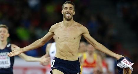 Athlete stripped of gold medal for peeling shirt