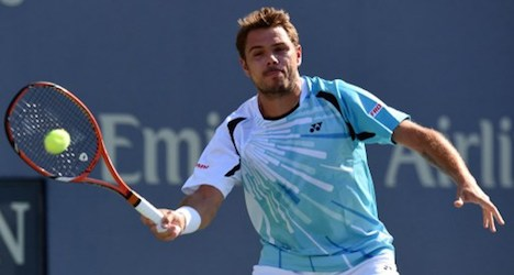 Wawrinka reaches second round of US Open