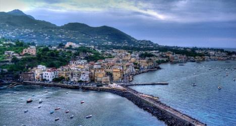 German tourists killed in Ischia car crash