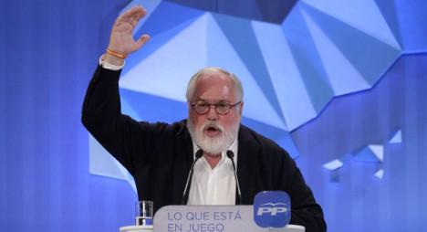Spain's 'Caveman' MEP named EU's energy man