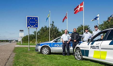 Denmark and Germany launch joint patrols