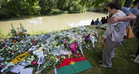 Burglar targets home of Air Algérie crash victims