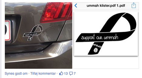 Three Isis supporters arrested in Copenhagen