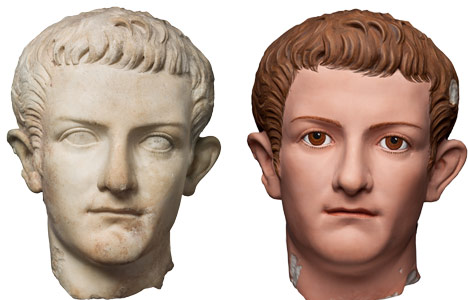 Danish museum exposes 'white lies' of antiquity